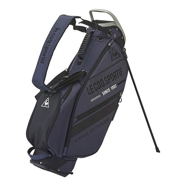 日本正規品 ルコックゴルフ キャディバッグ 2019年モデル QQBOJJ02 ブラック