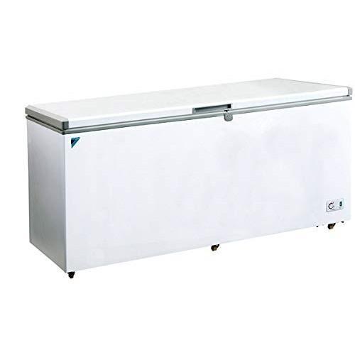 DAIKIN LBFG5AS ホワイト 業務用横型冷凍ストッカー(542L・上開き)