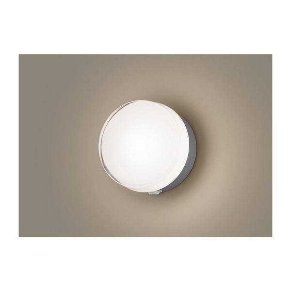 PANASONIC LGWC80316LE1 LEDポーチライト(電球色) LEDポーチライト(電球色) 防雨型 センサ機能