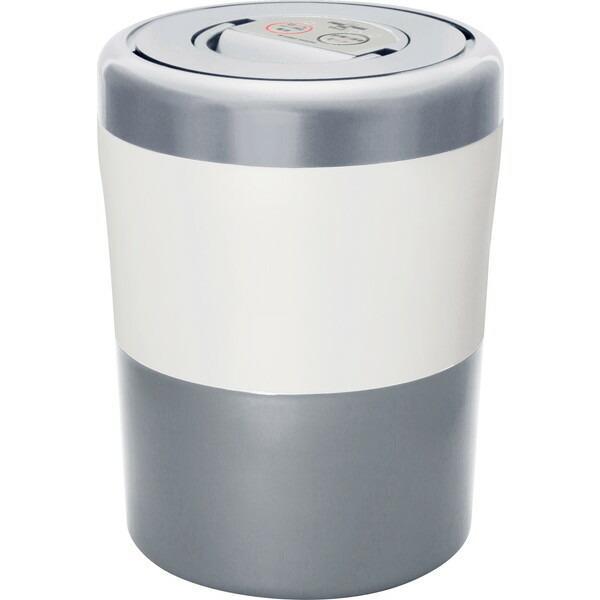 島産業 人気の定番 送料0円 PCL-33-GSW グレイッシュシルバー 家庭用生ごみ減量乾燥機 パリパリキューブライトアルファ
