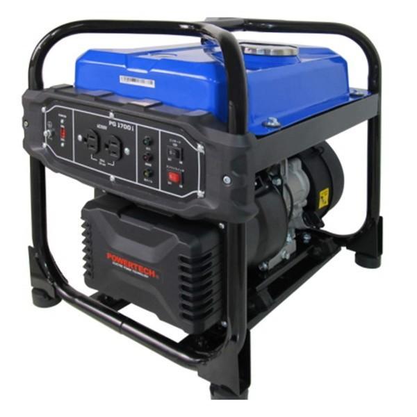 パワーテック PG1700i PGシリーズ インバーター発電機 メーカー直送
