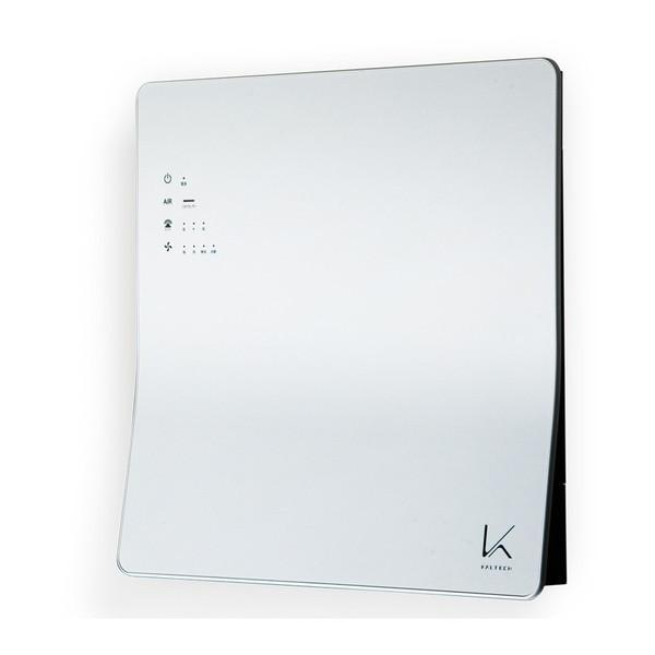 カルテック KL-W01 ホワイト ターンド・ケイ 光触媒除菌・脱臭機(〜8畳まで) 壁掛けタイプ