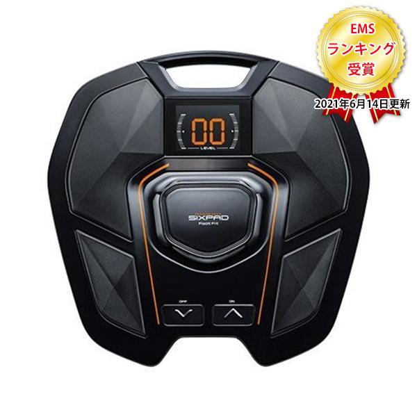 MTG ブランド買うならブランドオフ SP-FF2310F ブラック SIXPAD シックスパッド フットフィット FootFit 限定モデル