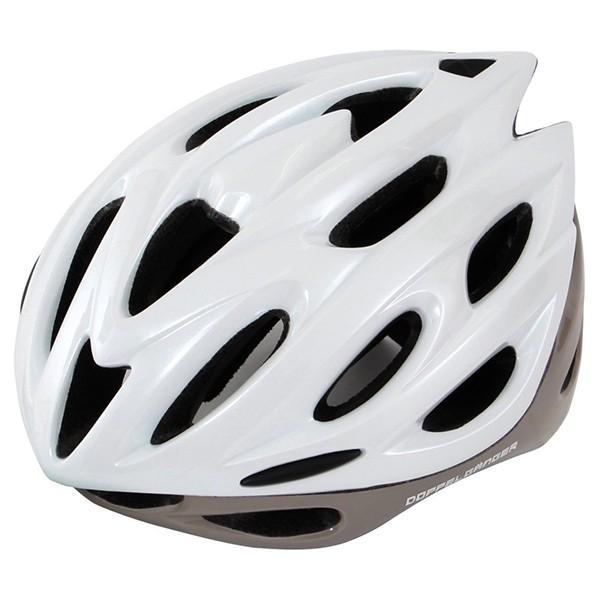 DOPPELGANGER DHL271-WH ホワイト [レディースヘルメット(S-Mサイズ)]