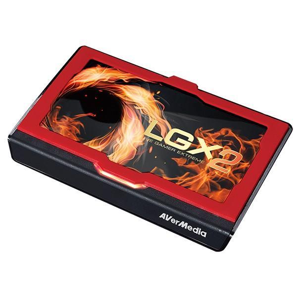 AVERMEDIA 卸売り GC550 PLUS Live Gamer 超激得SALE ビデオキャプチャ EXTREME 2