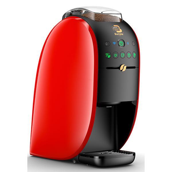 ネスレ SPM9638R レッド 人気海外一番 ネスカフェ ゴールドブレンド バリスタ W おしゃれ 2020 新作 簡単 キッチン コーヒーメーカー 赤 シンプル
