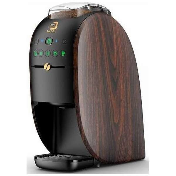 ネスレ 日本最大級の品揃え HPM9638-WB ウッディブラウン ネスカフェ ゴールドブレンド コーヒーメーカー バリスタ 新作販売
