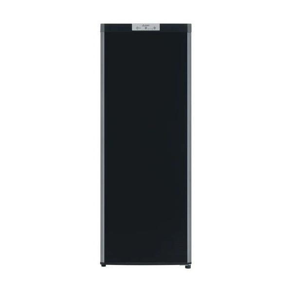 MITSUBISHI MF-U14F ファクトリーアウトレット サファイアブラック 右開き 144L 新登場 冷凍庫