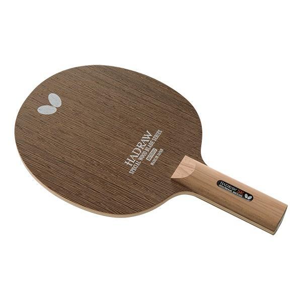 Butterfly ハッドロウSR ST 卓球ラケット 攻撃用シェーク ST(ストレート)