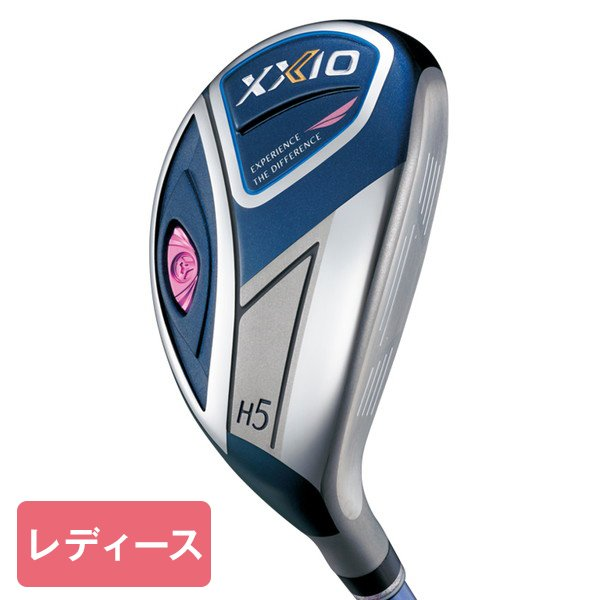 DUNLOP ダンロップ XXIO11 市場 ゼクシオイレブン レディースハイブリッド ブルーカラー MP1100L #6 L 驚きの価格が実現 日本正規品 純正カーボンシャフト