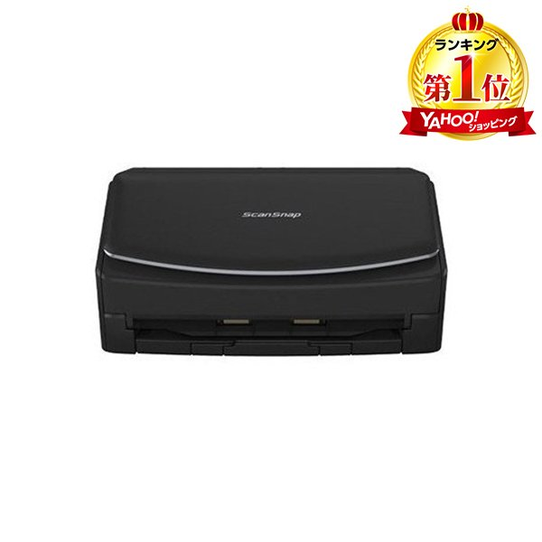 PFU FI-IX1600BK ブラック ScanSnap iX1600 ドキュメントスキャナー 人気商品 正規認証品!新規格