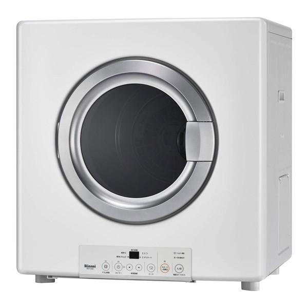 衣類乾燥機 リンナイ Rinnai 乾太くん RDT-54S-SV-13A 毎日激安特売で 営業中です 5.0kgタイプ 都市ガス用 ピュアホワイト 贈答品 ガス衣類乾燥機