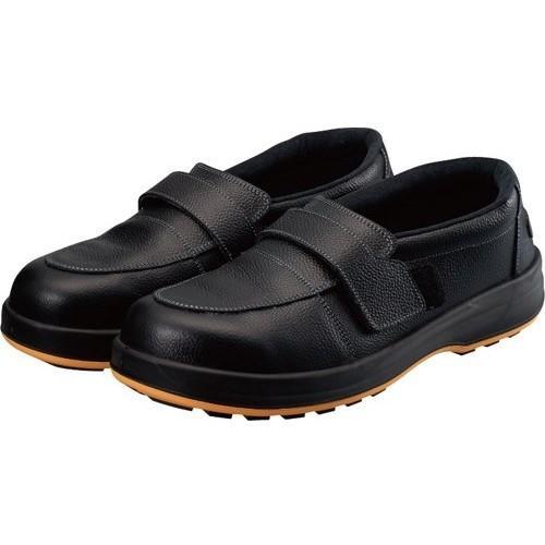 シモン(SIMON) WS17ER-26.5 ブラック 3層底救急救命活動靴 (3層底・26.5cm)