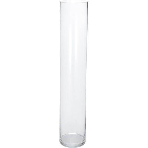 東京堂 GG001480 ガラス花器 ベイシリンダー1480 メーカー直送