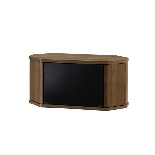 テレビ台 コーナー 大人気 テレビボード コーナー型 テレビラック コーナーテレビ台 RCA-800AV-CR 朝日木材加工 幅79cm 上等 ラシーヌ キャスター付き 薄型テレビ32V対応