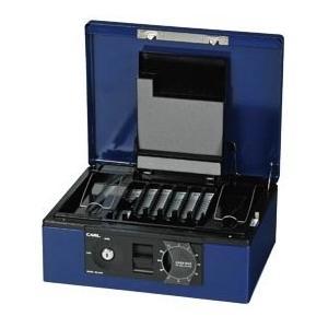1318-CB-8760-B キャッシュボックス ブルー ブルー