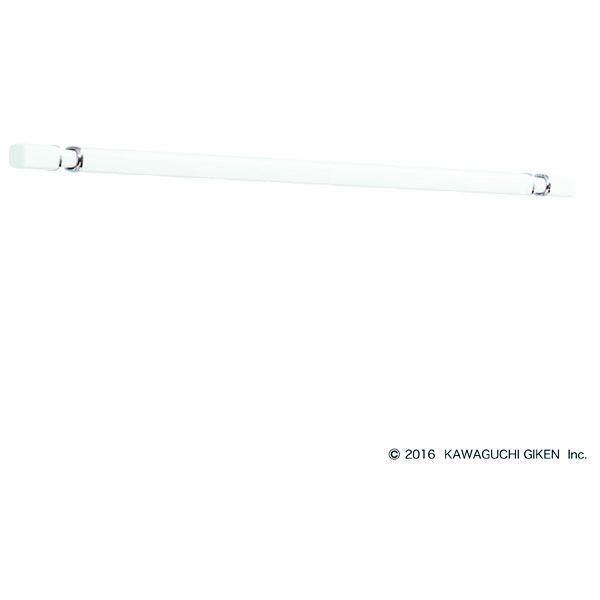 川口技研 室内用物干竿 直営限定アウトレット QL-23-W 無料サンプルOK