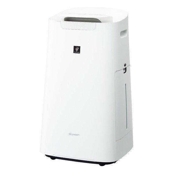 SHARP KI-LS70-W ホワイト系 加湿空気清浄機 (空気清浄〜31畳/加湿〜19畳)