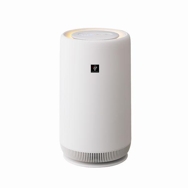 送料無料カード決済可能 SHARP 低廉 FU-NC01 ホワイト系 〜6畳まで 空気清浄機
