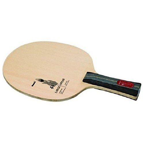 Nittaku NC-0334 ラージスピア FL 卓球ラケット シェーク ラージボール用 フレア