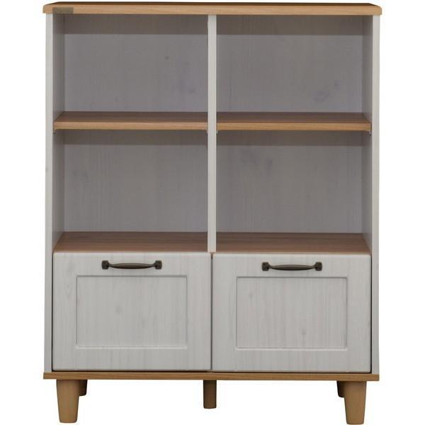 オープンラック オープン収納 収納棚 リビング収納 キッチン収納 キャンペーンもお見逃しなく フレンチカントリー メーカー直送 おしゃれ 在庫あり ナチュラル 木製 かわいい 白