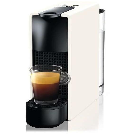 ネスレ C30WH ピュアホワイト エッセンサ ミニ 専用カプセル式コーヒーメーカー 簡単 コンパクト おしゃれ メーカー再生品 シンプル 新品未使用正規品 キッチン