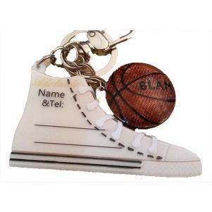 c59a414f23dab キッズ アクセサリー Adelaide New York バスケットボール キーホルダー ...