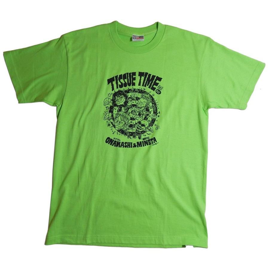 オナニーマシーン:オナマシ×銀杏BOYZ 「ティッシュタイム61」Tシャツ/メンズ&レディース/ファッション バンド Tシャツ/メール便対応可|aprilfoolstore|03