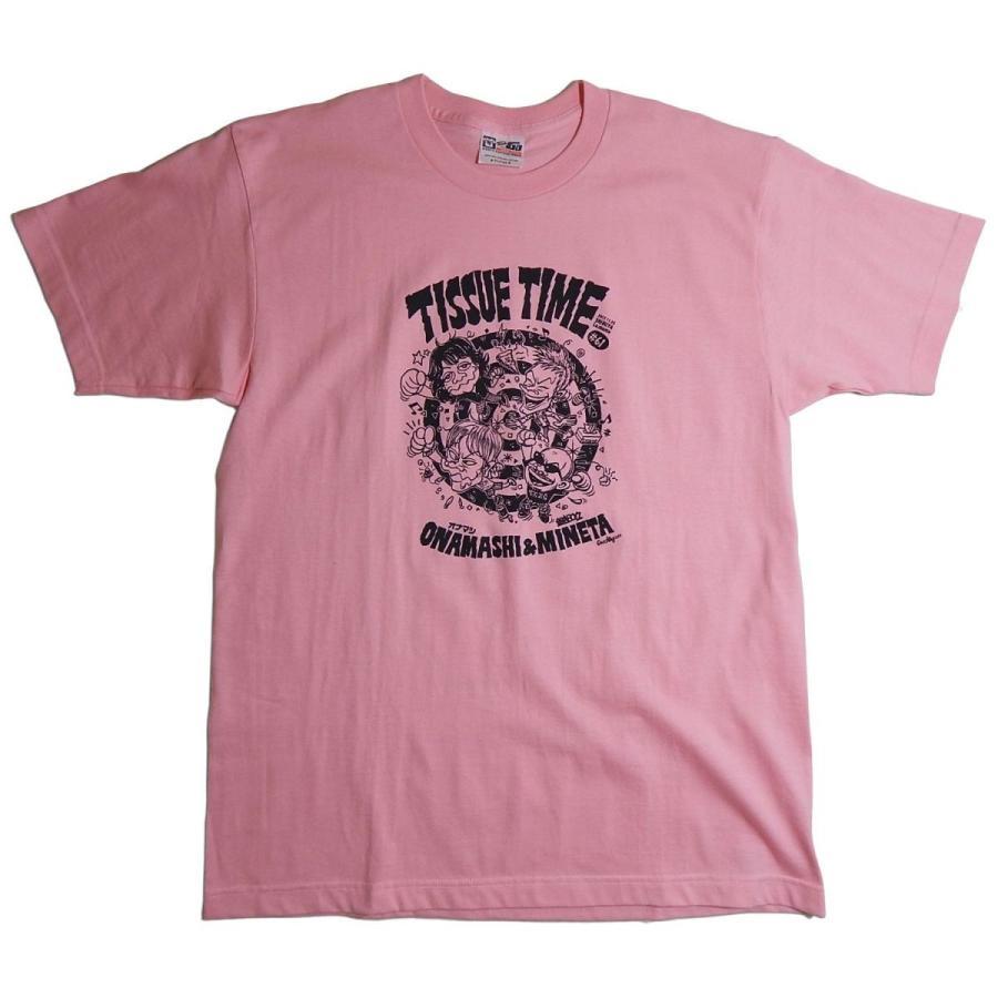 オナニーマシーン:オナマシ×銀杏BOYZ 「ティッシュタイム61」Tシャツ/メンズ&レディース/ファッション バンド Tシャツ/メール便対応可|aprilfoolstore|04