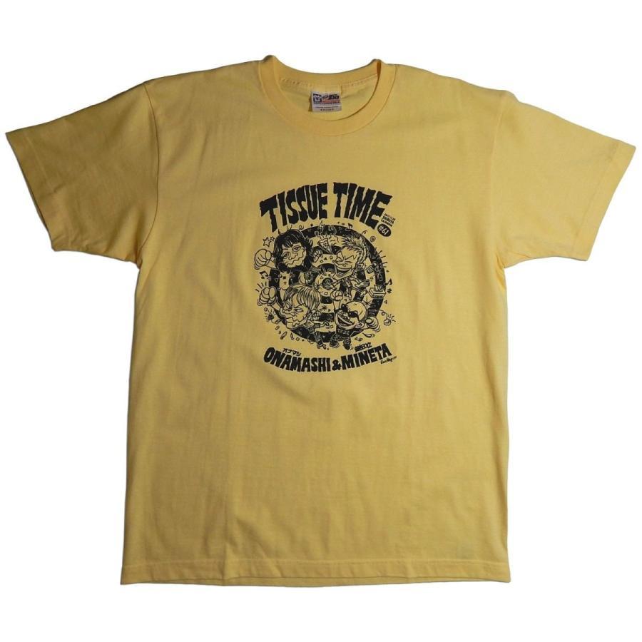 オナニーマシーン:オナマシ×銀杏BOYZ 「ティッシュタイム61」Tシャツ/メンズ&レディース/ファッション バンド Tシャツ/メール便対応可|aprilfoolstore|05