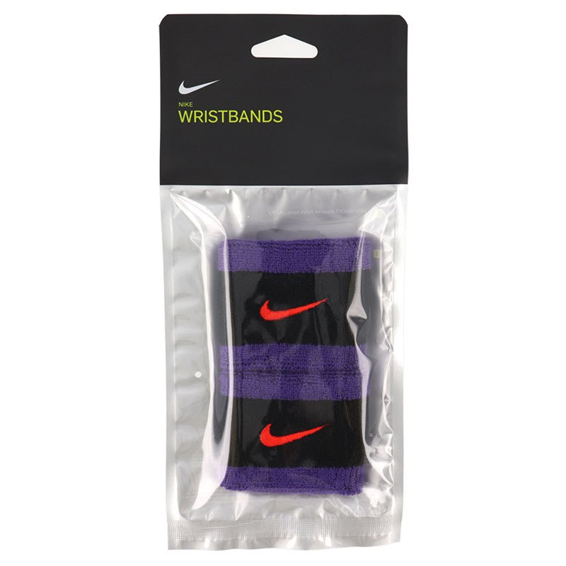 開店記念セール リストバンド メンズ セール品 レディース ナイキ NIKE スウッシュ 2個セット 両腕 テニス BN4002-043 汗どめ ランニング ゴルフ バスケットボール ジム