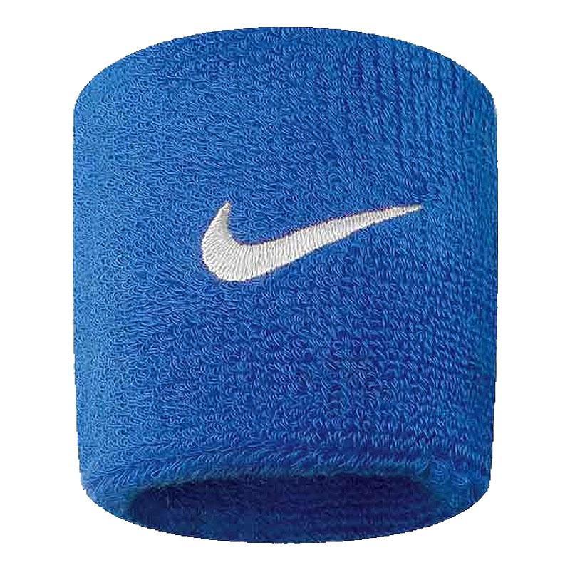 リストバンド ナイキ NIKE スウッシュ 2個セット ブルー 青 両腕 通販 激安 お歳暮 バスケットボール 自宅トレーニング ジム BN4002-402 テニス ゴルフ ランニング 汗どめ