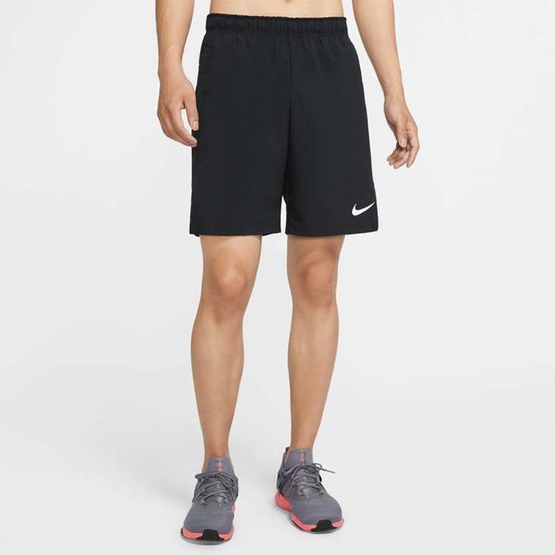 ハーフパンツ メンズ とレーニンウェア ナイキ NIKE フレックス ウーブン ショート 店 メーカー直売 CU4946-010 ランニング 黒 ショートパンツ 3.0 スポーツウェア ブラック