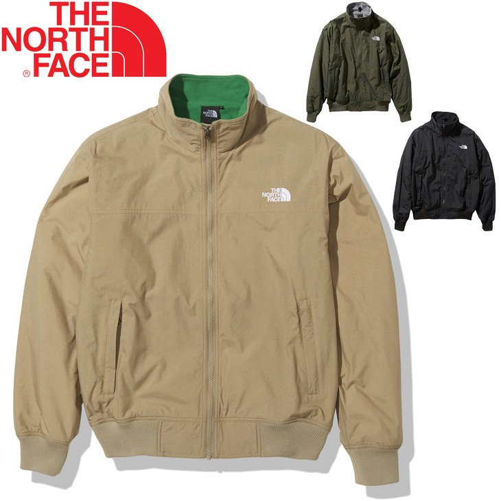 アウトドアウェア メンズ アウター ノースフェイス THE NORTH FACE キャンプノマドジャケット 裏フリース 防寒着 男性 ブルゾン/NP71932
