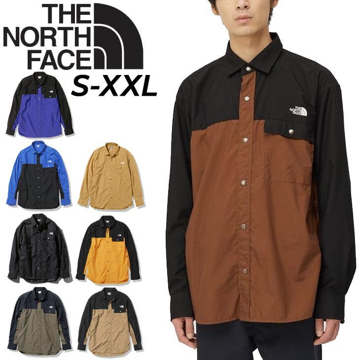 長袖シャツ メンズ レディース ノースフェイス THE NORTH FACE ヌプシシャツ ナイロン/NR11961