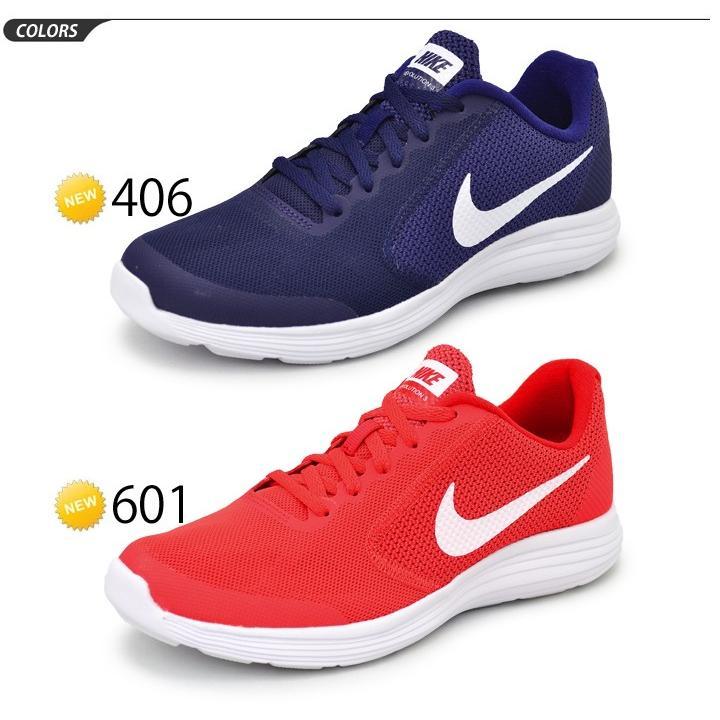 Kids GS Sports Shoes 819413819416 Revolution NIKE 3 Running v0wNm8n