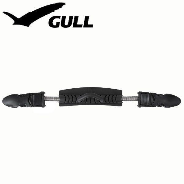 【フィン用補修パーツ】GULL/ガル スプリングフィンストラップDX GP-7113[81009066]