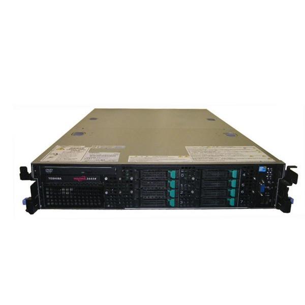 TOSHIBA MAGNIA 3605R (SYU4170E) Xeon E5502-1.86GHz×2/2GB/146GB×2