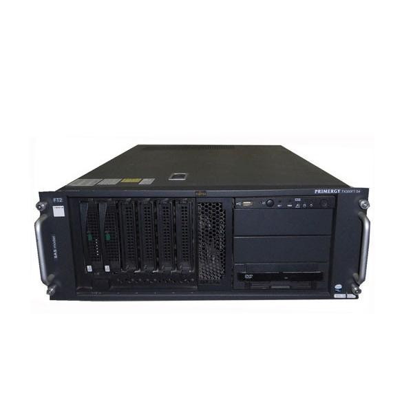 富士通 PRIMERGY TX300FT S4 PGT30433FF ラック型 Xeon X5260 3.33GHz/3GB/HDDなし