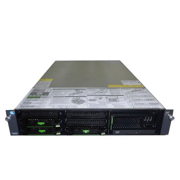 富士通 PRIMERGY RX300 S6 PGR3062BA Xeon E5620 2.4GHz×2/4GB/300GB×3