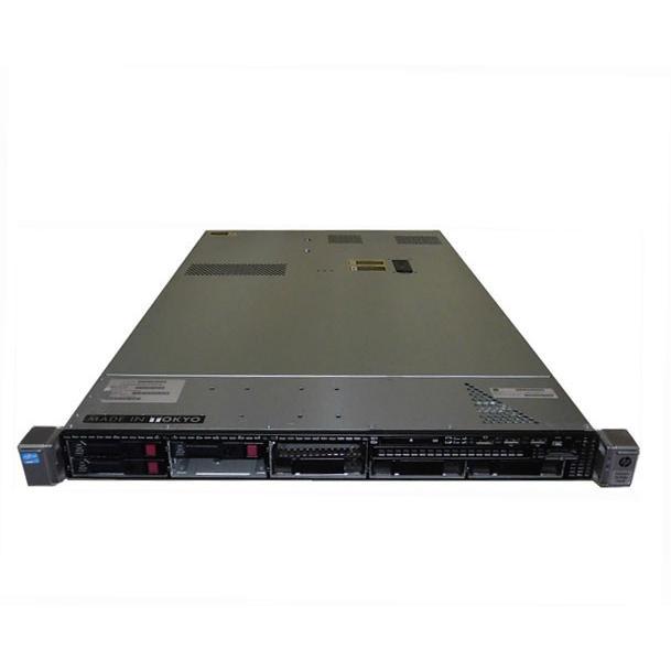 HP ProLiant DL360p Gen8 654081-B21 Xeon E5-2650L 1.8GHz×2/96GB/146GB×3