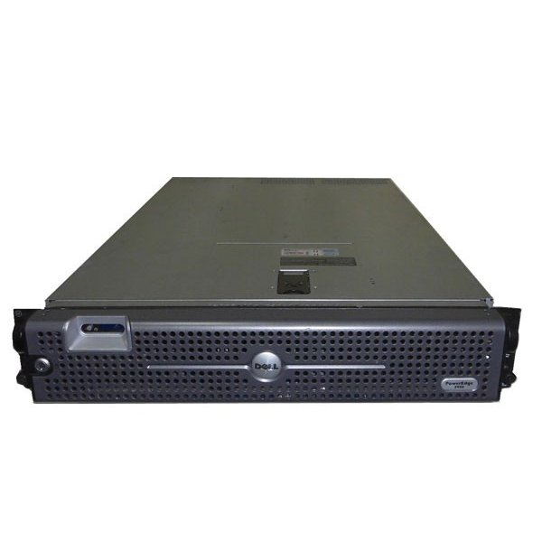 DELL PowerEdge 2950III Xeon E5450 3.0GHz×2/4GB/300GB×3/AC*2