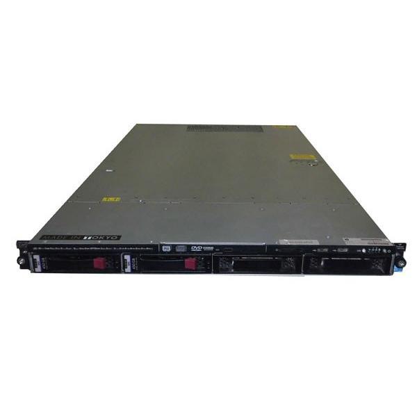 HP ProLiant DL160 G6 491532-B21 中古 Xeon X5675 3.06GHz×2 12GB 146GB×1 DVDマルチ Smartアレイ P410