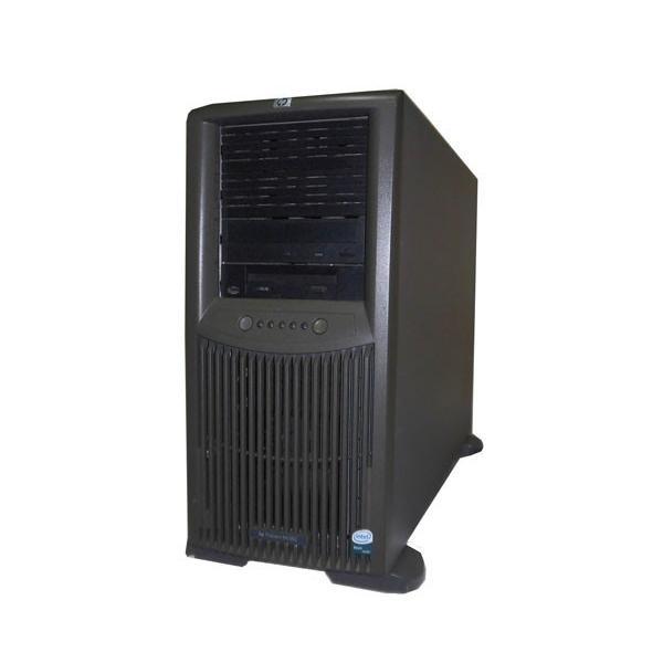 HP ProLiant ML350 G4p 380196-291 中古 Xeon-3.2GHz 3GB HDDなし CD-ROM Smartアレイ 641