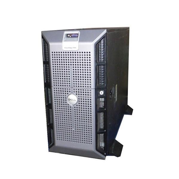 DELL PowerEdge 2900 中古 Xeon 5110 1.6GHz×2 1GB 73GB×3 DVD-ROM PERC 6i AC*2