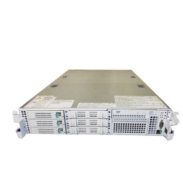 NEC Express5800/120Rj-2 (N8100-1408) Xeon E5205 1.86GHz×2基 3GB 73GB×1 (SAS) DVD-ROM