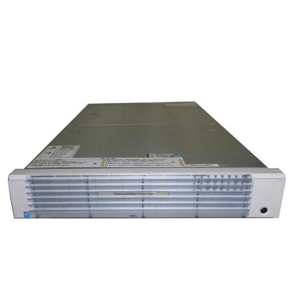 NEC Express5800/R120e-2E (N8100-2114Y) Xeon E5-2430 V2 2.5GHz 32GB 300GB×3(SAS 2.5インチ) DVD-ROM AC*2