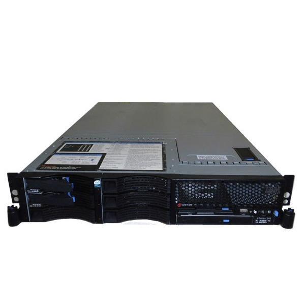 IBM eServer X346 8840-25J Xeon 3.2GHz×2 12GB 36GB×1 DVD-ROM AC*2