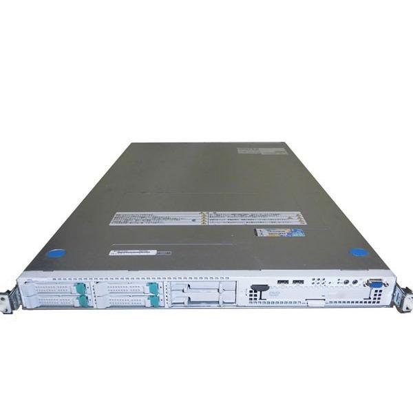 NEC Express5800/R120e-1E (N8100-2124Y) Xeon E5-2420 V2 2.2GHz 16GB 146GB×2(SAS 2.5インチ) DVD-ROM AC*2