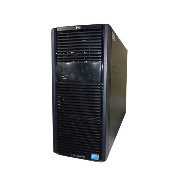 HP ProLiant ML370 G6 483879-B21 Xeon E5620 2.4GHz 4GB HDDなし DVD-ROM AC*2